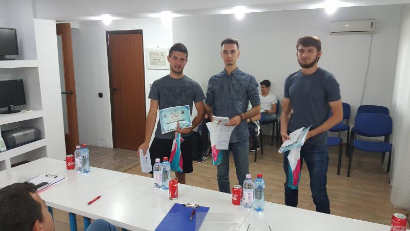 "Finalul competitiei ""Startup Summer Challenge 2017"""