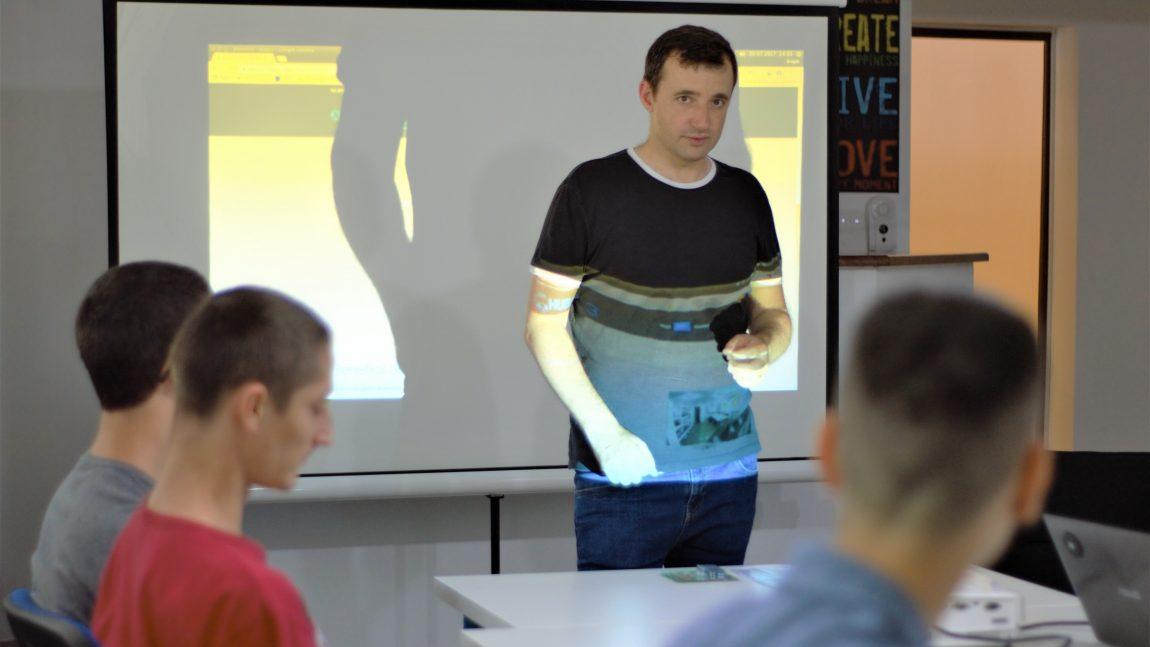 Workshop – Arta vorbitului in public – pentru tinerii antreprenorii